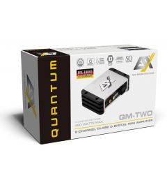 Mini Amplificateur 2 Canaux ESX QM-TWO