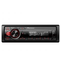Autoradio 1 Din Sans Cd Dab Bluetooth Usb PIONEER MVH-330DAB