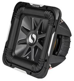 Subwoofer Carre 25 Cm KICKER S10L74-11