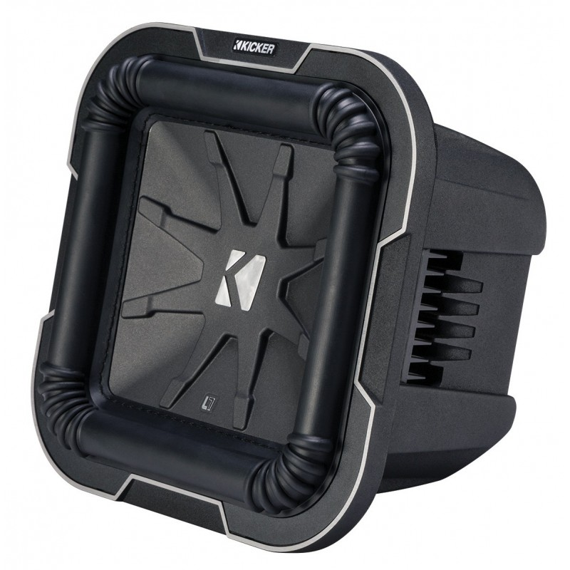 l784 subwoofer 20 cm kicker l784 sebasto autoradio. Black Bedroom Furniture Sets. Home Design Ideas